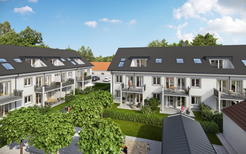 putzbrunn 3d visualisierung m nchen rendeffect gmbh. Black Bedroom Furniture Sets. Home Design Ideas