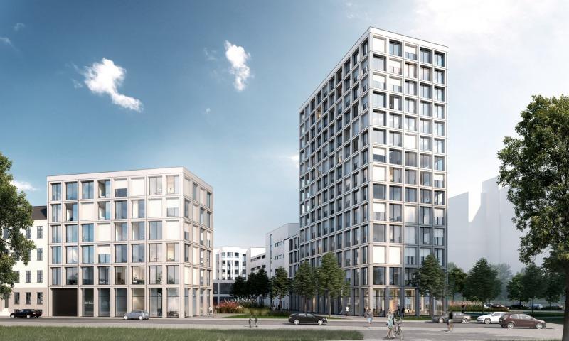 Mendelsohn Gebäude Berlin