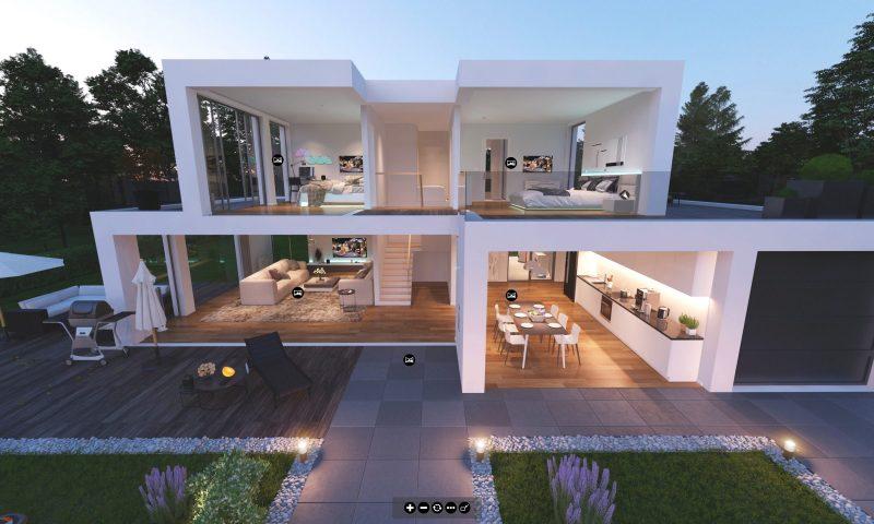 Virtuelles Haus Flensburg
